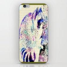 Midnight paint  iPhone & iPod Skin
