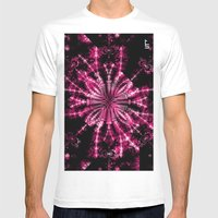 Fractal Imagination - Passion I Mens Fitted Tee White SMALL