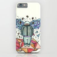 Alas Poligonales iPhone 6 Slim Case