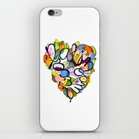 Latinoamérica LOVE iPhone & iPod Skin