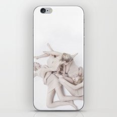 Pale Bodies iPhone & iPod Skin