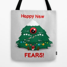 Happy New Fears Tote Bag