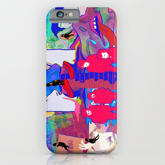 """m b v"" by Steven Fiche iPhone & iPod Case"