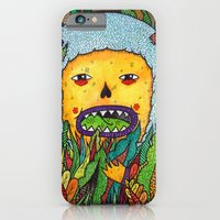 The Forest Dweller iPhone 6 Slim Case
