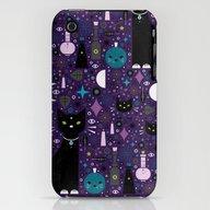 Halloween Kittens  iPhone (3g, 3gs) Slim Case