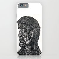 iPhone & iPod Case featuring Maze ID by ronnie mcneil