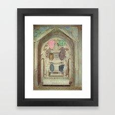 168. Framed Art Print
