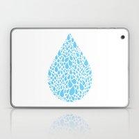 tear drop Laptop & iPad Skin