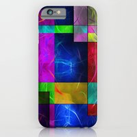 iPhone & iPod Case featuring Cool Blocks by Robin Curtiss
