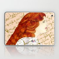 I love Redheads Laptop & iPad Skin