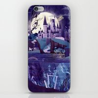 Never a Quiet Year at Hogwarts iPhone & iPod Skin