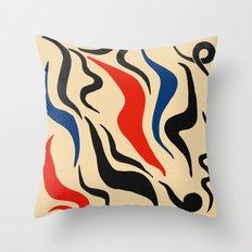 CALDER (Tribute 7) Throw Pillow