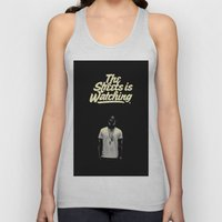 The Streets is Watching Unisex Tank Top