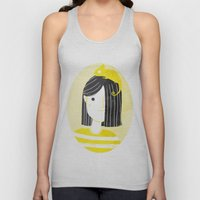 Chamaleon my pet Unisex Tank Top