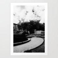 Historic Austin, Texas N… Art Print