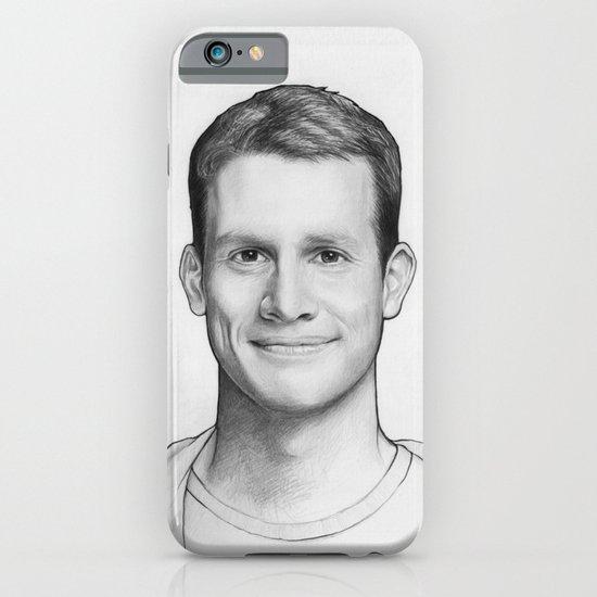 Daniel Tosh iPhone & iPod Case