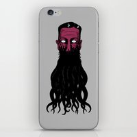 Lovecramorphosis iPhone & iPod Skin