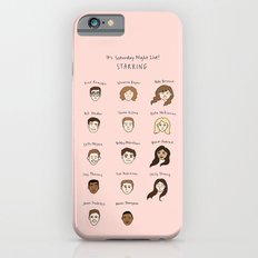 Cutie Pies of SNL iPhone 6 Slim Case