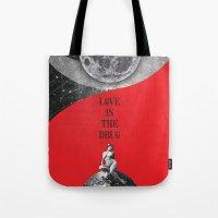 Love is the drug (Rocking Love series) Tote Bag