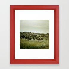 Dehesa  Framed Art Print