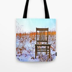 Winter Can Be Lonely Tote Bag