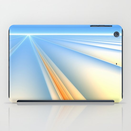 The Blinding Light of Day iPad Case