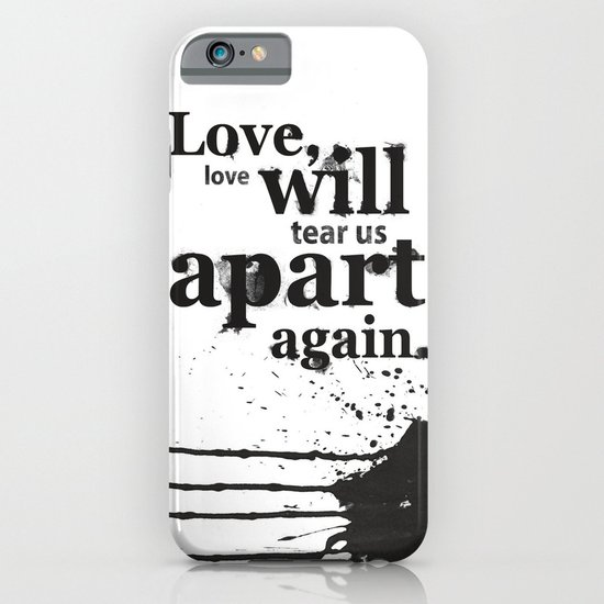 Joy Divided iPhone & iPod Case