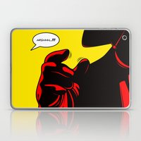 Choke Laptop & iPad Skin