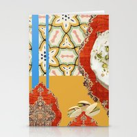 Persian Love Cake Stationery Cards