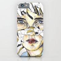 iPhone & iPod Case featuring Petalia by Lucita Peek