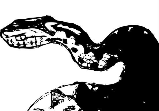 Black Adder, Black Adder, with many a cunning plan. Black Adder, Black Adder, you horrid little man. Art Print
