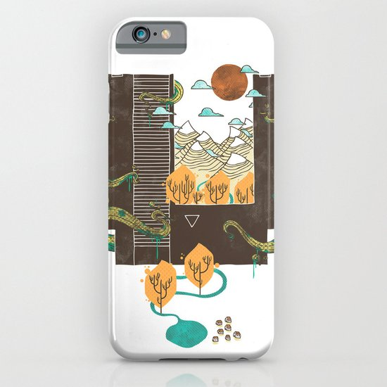 A World Within iPhone & iPod Case