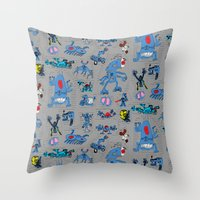 Ihme Ilmiö By Ukko Ruus… Throw Pillow
