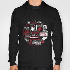 Fire and Ice Couples Hoody