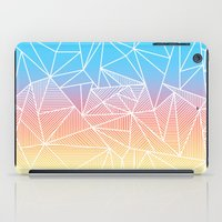 Bakana Rays iPad Case