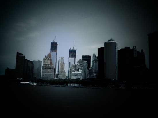 New York in 20 pics - Pic 7. Canvas Print