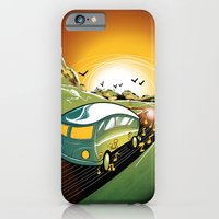iPhone & iPod Case featuring Killer Road Trip  by odysseyroc