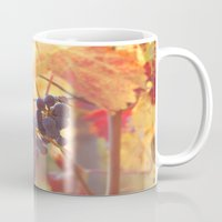Fall Grapes Mug