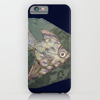 Stone fish iPhone 6 Slim Case