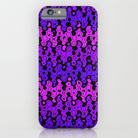 Warped Chevrons iPhone & iPod Case