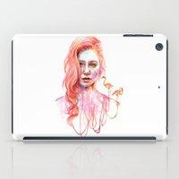 Flamingo iPad Case