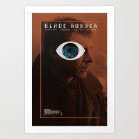 Blade Runner Movie Poste… Art Print