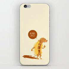 No more jokes! iPhone & iPod Skin