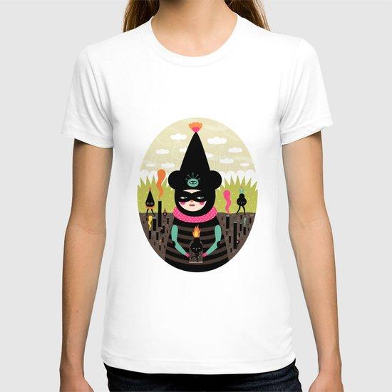 Mimu & The Fireboy T-shirt