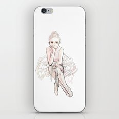 dream chaser iPhone & iPod Skin