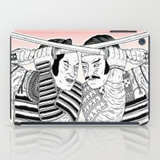 Samurai Duel iPad Case