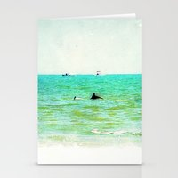 Making Waves Stationery Cards