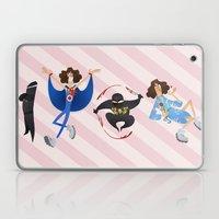 Ninja Sex Party Laptop & iPad Skin