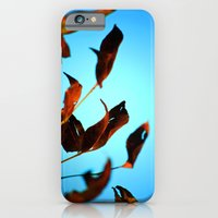 Wake Up Leaves iPhone 6 Slim Case