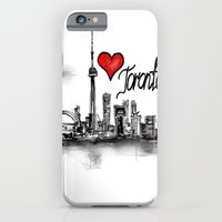 I love Toronto  iPhone 6 Slim Case